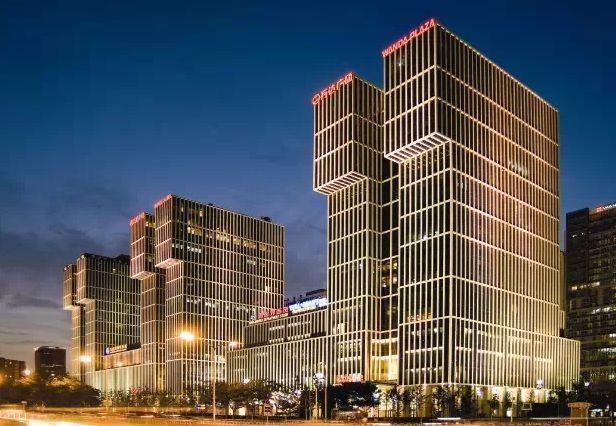 北京万达总部